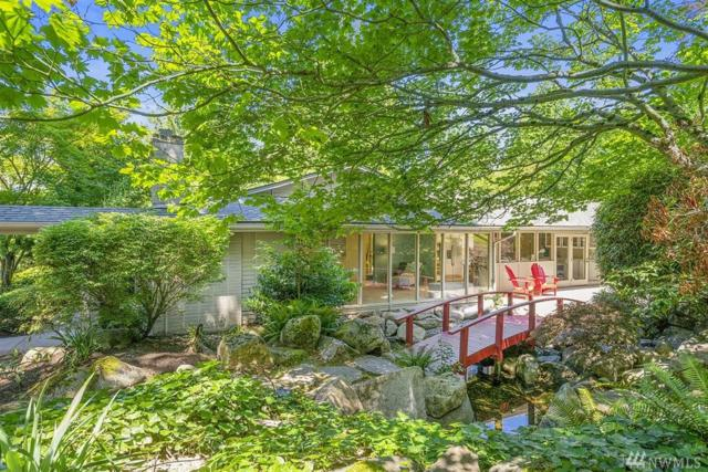 9229 Points Dr NE, Clyde Hill, WA 98004 (#1488906) :: KW North Seattle