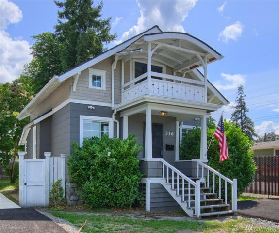 316 120th St S, Tacoma, WA 98444 (#1489782) :: Keller Williams Realty