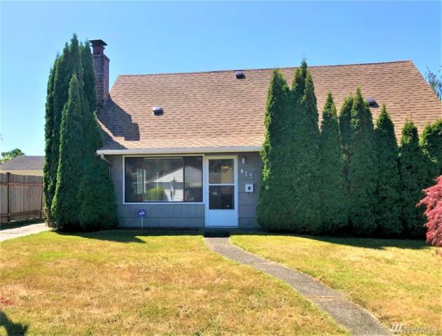 834 S 72nd St, Tacoma, WA 98408 (#1490288) :: Real Estate Solutions Group