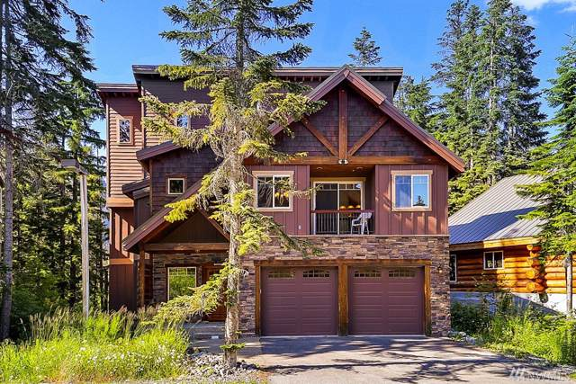 14 Kendall Peak Wy, Snoqualmie Pass, WA 98068 (#1490894) :: Ben Kinney Real Estate Team