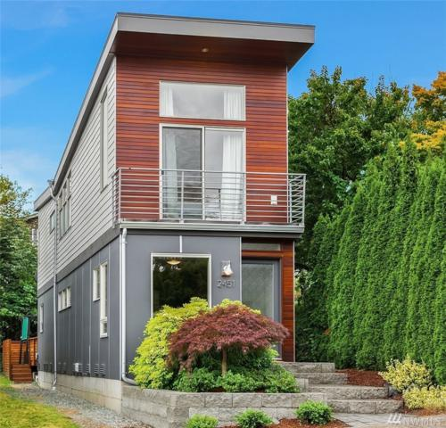 2451 E Ward St, Seattle, WA 98112 (#1492498) :: The Kendra Todd Group at Keller Williams