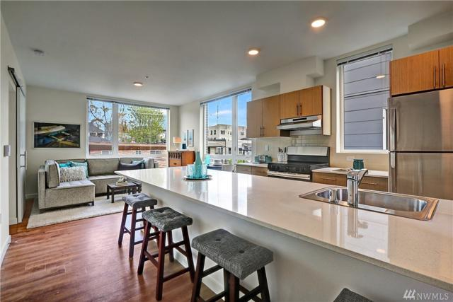 121 12th Ave E #406, Seattle, WA 98102 (#1493949) :: NW Homeseekers