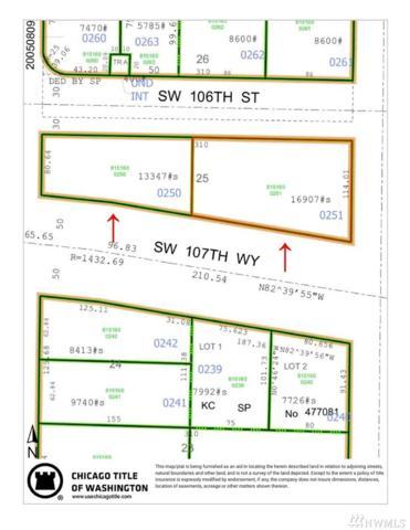 2510 SW 107th Wy, Seattle, WA 98146 (#1494905) :: Keller Williams Realty Greater Seattle