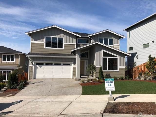 9114 S 200th (Lot 11) Place, Kent, WA 98031 (#1495775) :: Hauer Home Team