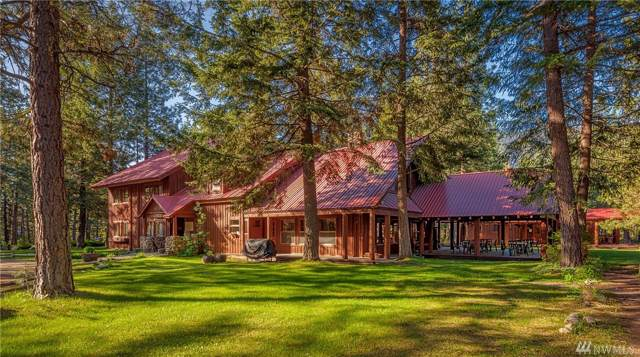 15 Country Rd, Mazama, WA 98833 (#1495829) :: Center Point Realty LLC