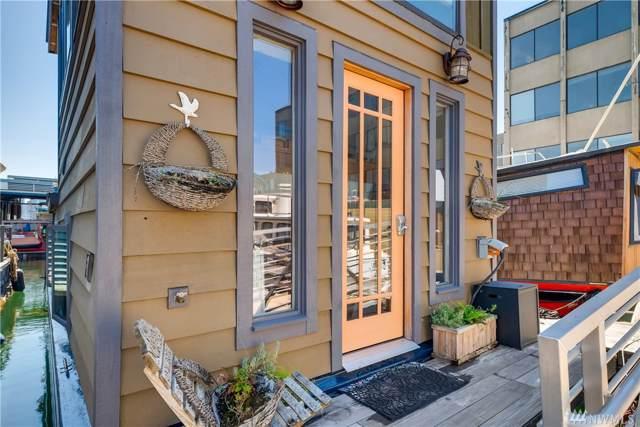 1818 Westlake Ave N D5, Seattle, WA 98109 (#1495881) :: Record Real Estate