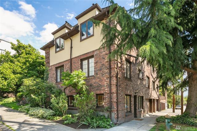 1305 E Republican St #9, Seattle, WA 98102 (#1498499) :: Record Real Estate