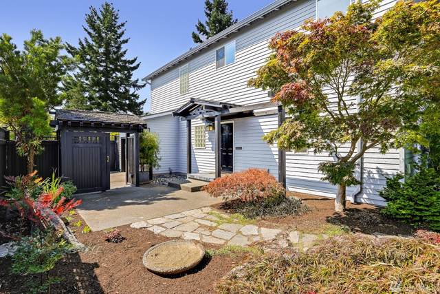 6453 Marshall Ave SW, Seattle, WA 98136 (#1500191) :: Center Point Realty LLC