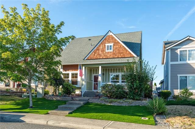 17916 Panorama Blvd E, Bonney Lake, WA 98391 (#1500636) :: Chris Cross Real Estate Group