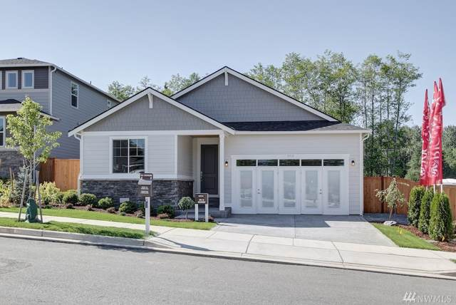 453 N Foster St, Buckley, WA 98321 (#1501540) :: The Kendra Todd Group at Keller Williams