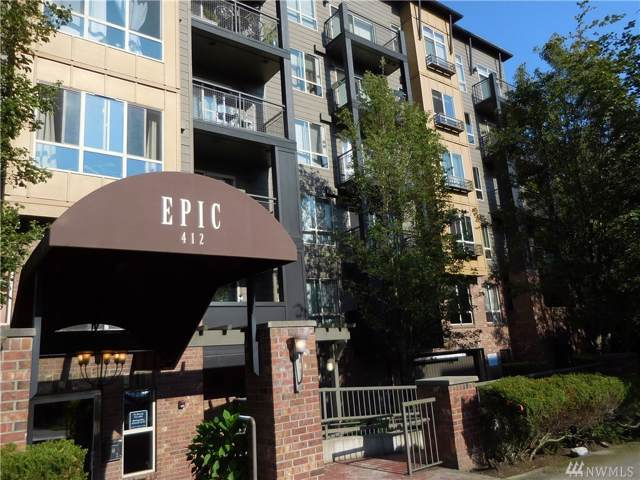 412 11th Ave #506, Seattle, WA 98122 (#1501846) :: Real Estate Solutions Group