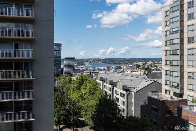 1221 Minor Ave #803, Seattle, WA 98101 (#1504130) :: Real Estate Solutions Group