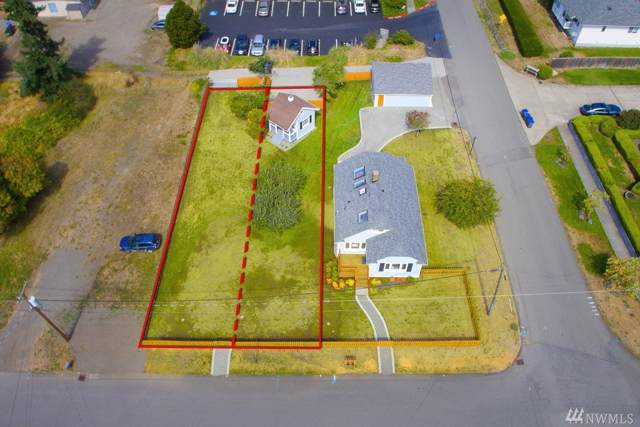 0-Lot A&B NE Iowa Street, Kingston, WA 98346 (#1504939) :: Center Point Realty LLC