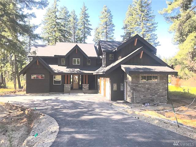 1971 Coal Mine Wy, Cle Elum, WA 98922 (MLS #1505742) :: Nick McLean Real Estate Group