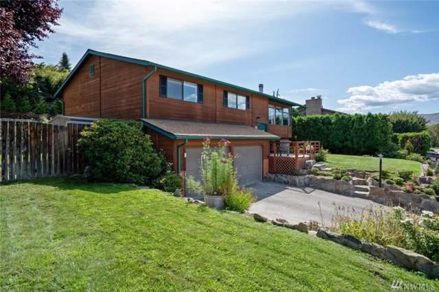 1421 N Anne Ave, East Wenatchee, WA 98802 (#1505982) :: Ben Kinney Real Estate Team