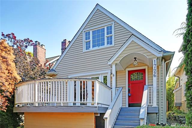 1726 46th Ave SW, Seattle, WA 98116 (#1506567) :: The Kendra Todd Group at Keller Williams