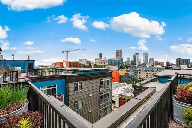 1414 12th Ave #414, Seattle, WA 98122 (#1506597) :: Keller Williams Western Realty