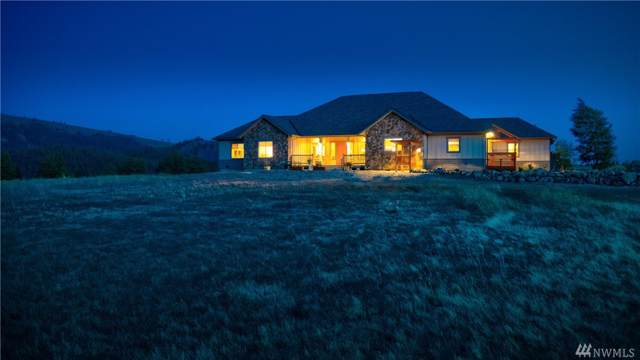 830 Mountain Creek Dr, Cle Elum, WA 98922 (#1507171) :: Canterwood Real Estate Team