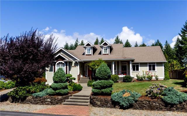 8409 Granite Dr NW, Gig Harbor, WA 98329 (#1507241) :: Record Real Estate