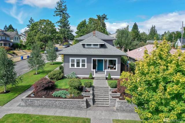 2502 N Warner St, Tacoma, WA 98406 (#1507724) :: Ben Kinney Real Estate Team
