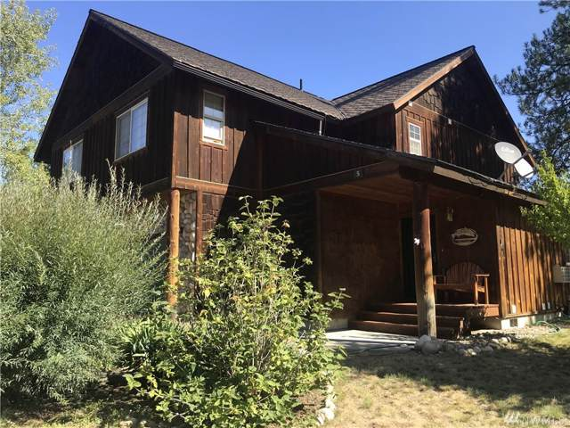 1111 State Route 20 #5, Winthrop, WA 98862 (#1509133) :: Ben Kinney Real Estate Team