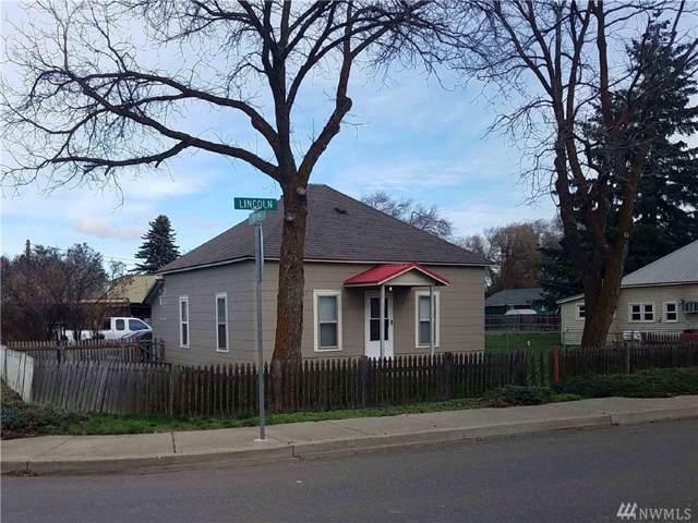 416 N Lincoln St, Ellensburg, WA 98926 (MLS #1509342) :: Nick McLean Real Estate Group