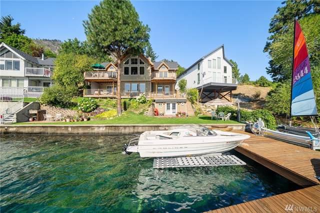 15902 S Lakeshore Road, Chelan, WA 98816 (MLS #1509421) :: Nick McLean Real Estate Group