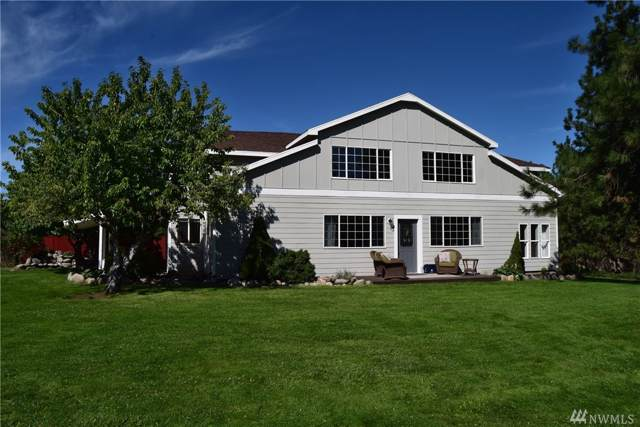 117 Crumbacher Rd, Tonasket, WA 98855 (#1509659) :: Sarah Robbins and Associates