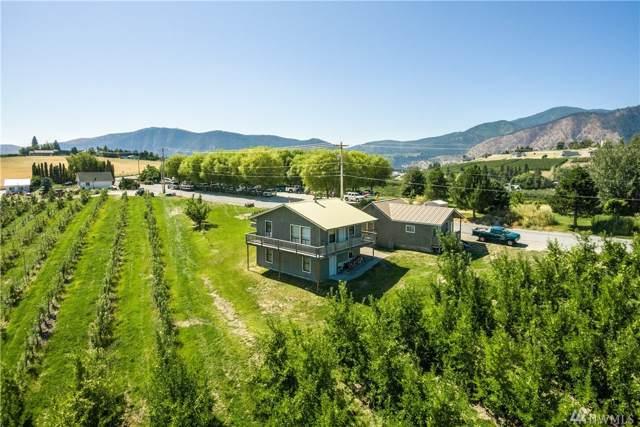 1448 Washington St, Manson, WA 98831 (MLS #1511152) :: Nick McLean Real Estate Group