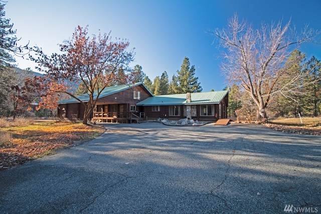 42 Twisp Airport Rd, Twisp, WA 98856 (#1512619) :: The Kendra Todd Group at Keller Williams