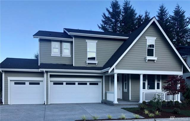 1336 Salish Ave SE #17, North Bend, WA 98045 (#1512843) :: Canterwood Real Estate Team