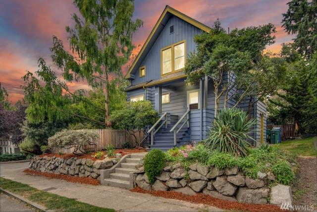 4203 Woodland Park Ave N, Seattle, WA 98103 (#1513503) :: Real Estate Solutions Group