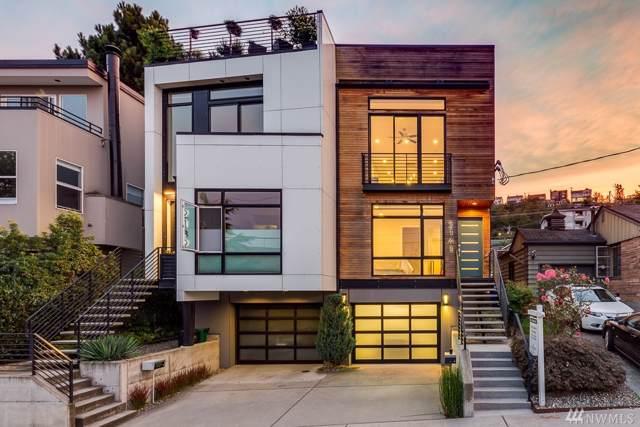 2141 Waverly Place N, Seattle, WA 98109 (#1514652) :: Record Real Estate