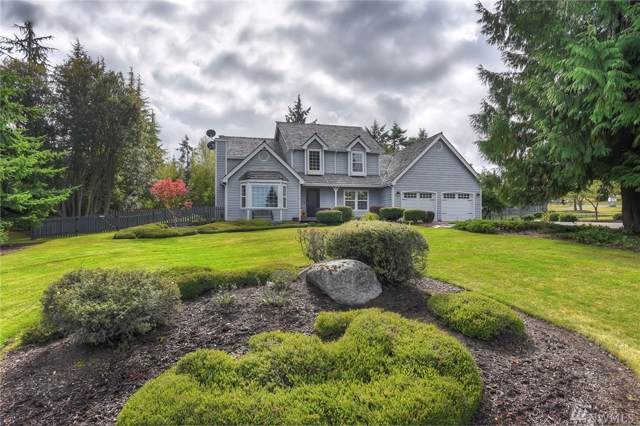 443 Doe Run Rd, Sequim, WA 98382 (#1515967) :: Canterwood Real Estate Team