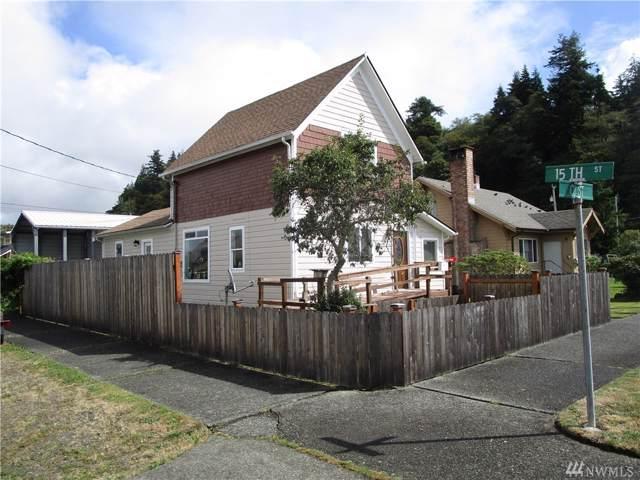1501 C St, Hoquiam, WA 98550 (#1516438) :: McAuley Homes
