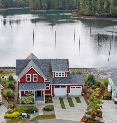 256 Anchor Lane, Port Ludlow, WA 98365 (#1516468) :: Real Estate Solutions Group