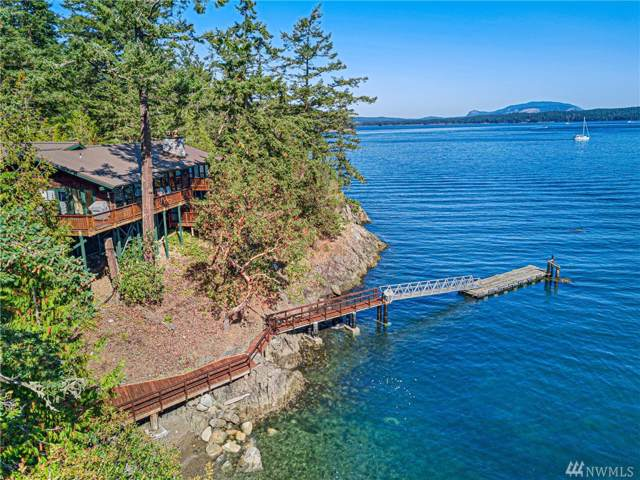 30 Brown Island, Friday Harbor, WA 98250 (#1516686) :: Keller Williams Western Realty