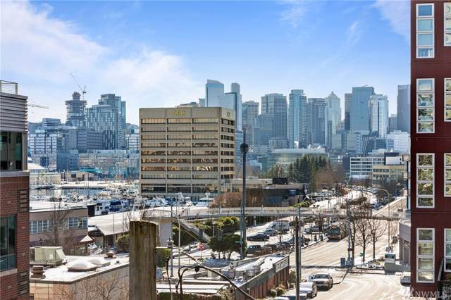 769 Hayes St #201, Seattle, WA 98109 (#1517282) :: NW Home Experts