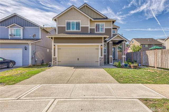 9966 Dotson St SE, Yelm, WA 98597 (#1517557) :: Ben Kinney Real Estate Team