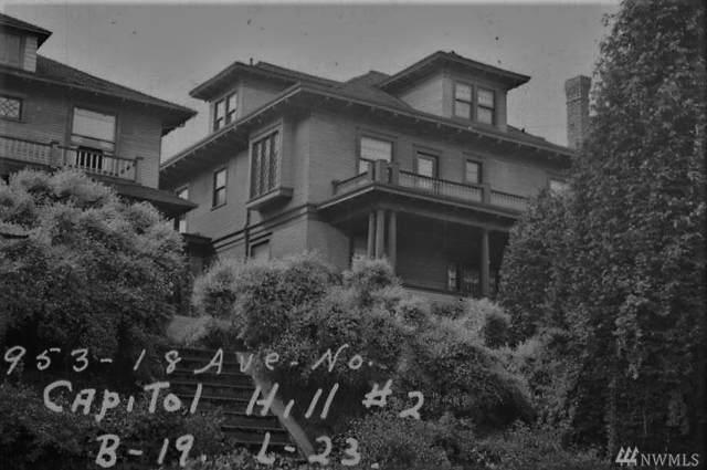 953 18th Ave E, Seattle, WA 98112 (#1518238) :: Record Real Estate