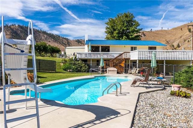 1911 Apple Acres Rd, Chelan, WA 98816 (MLS #1519134) :: Nick McLean Real Estate Group