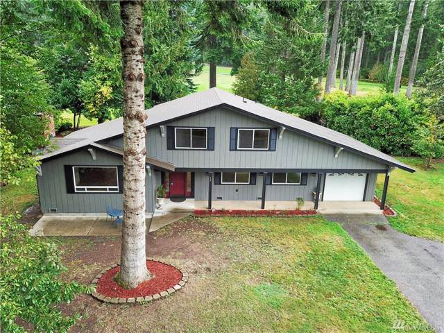 40 N Mt Christie Dr, Hoodsport, WA 98548 (#1519583) :: Crutcher Dennis - My Puget Sound Homes