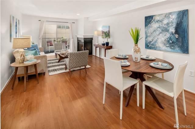 3919 Latona Ave NE #103, Seattle, WA 98105 (#1520397) :: Beach & Blvd Real Estate Group