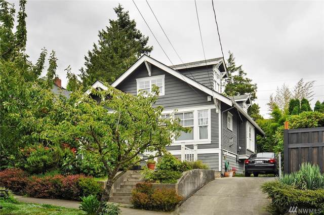 4018 4th Ave NE, Seattle, WA 98105 (#1520473) :: Liv Real Estate Group