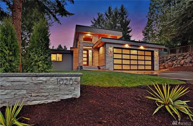 10205 NE 24th St, Bellevue, WA 98004 (#1520994) :: Ben Kinney Real Estate Team