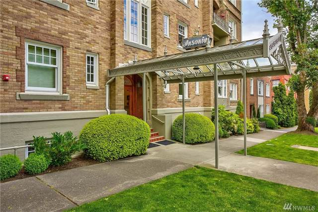 219 Tacoma Ave N #05, Tacoma, WA 98402 (#1521149) :: Commencement Bay Brokers