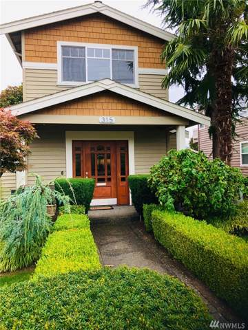 315 11th Ave W, Kirkland, WA 98033 (#1524890) :: Real Estate Solutions Group