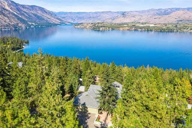 7540 Chelan Ridge Road, Chelan, WA 98816 (#1525036) :: Better Properties Lacey