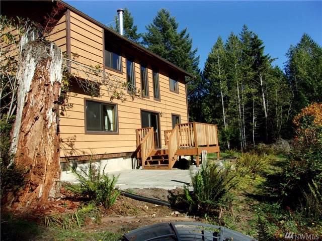 308624 Hwy 101, Brinnon, WA 98320 (#1526885) :: Crutcher Dennis - My Puget Sound Homes