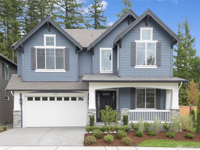 1592-(Lot 1) Elk Run Place SE, North Bend, WA 98045 (#1528781) :: Canterwood Real Estate Team